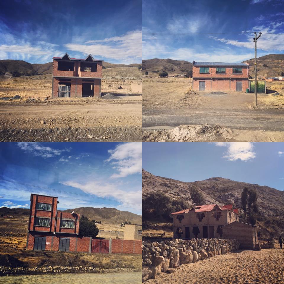 case peruviane e boliviane